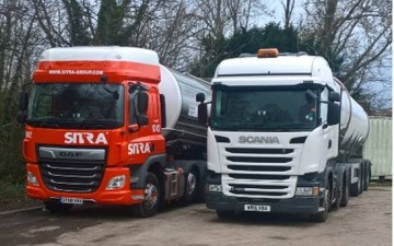 Sitra start Milkrun in de UK